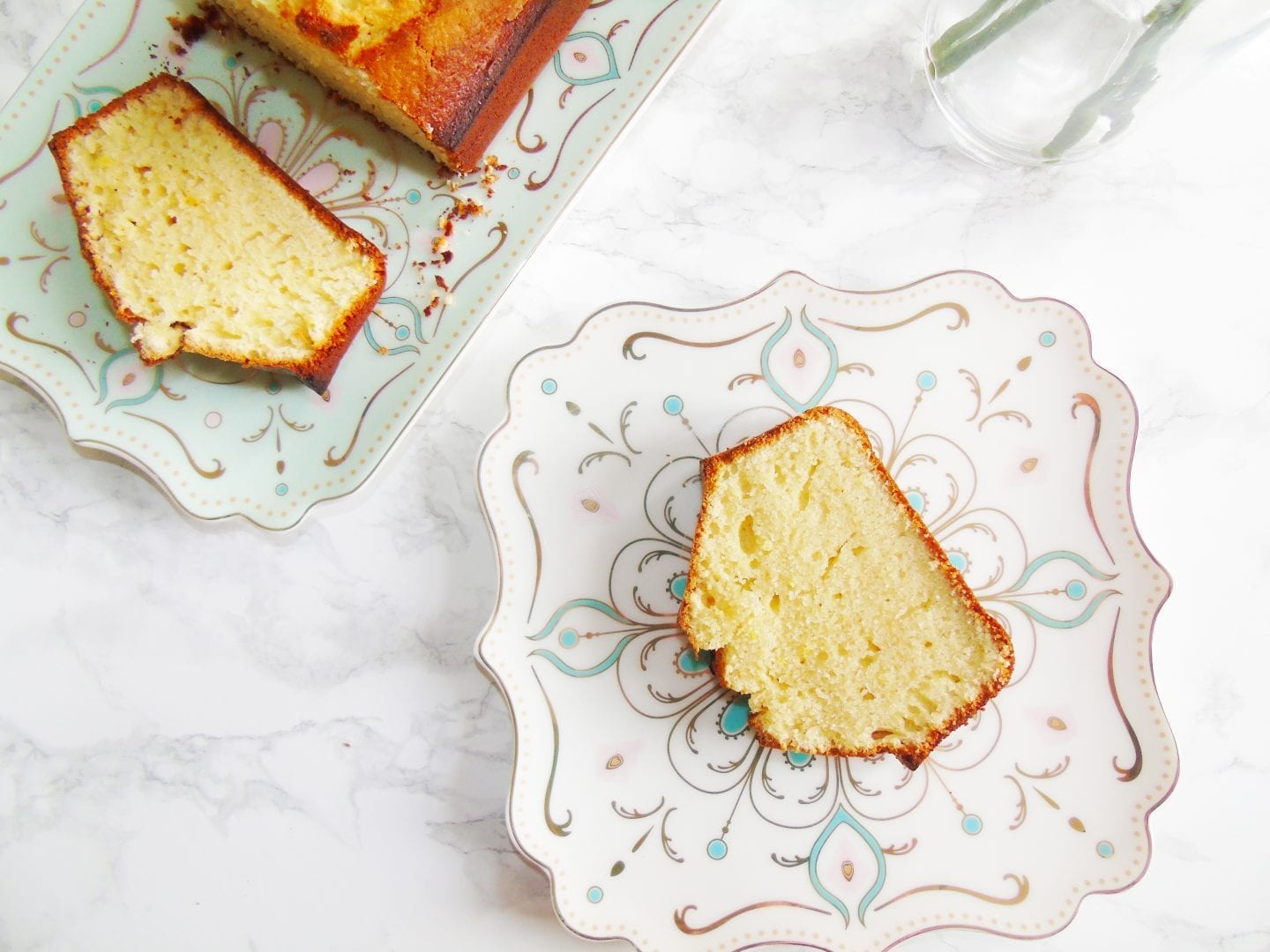 The Best And Easiest Lemon Cake Recipe