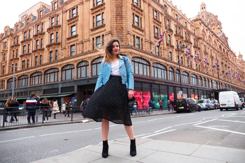 sustainable fashion blogging habits