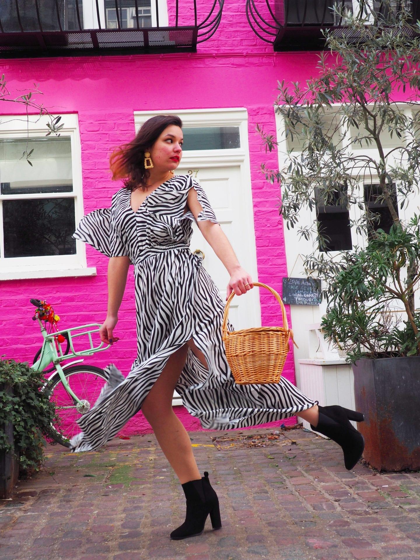 caea2b62fc Dear To Wear The Zebra Print - Fashion   Style With Corinne