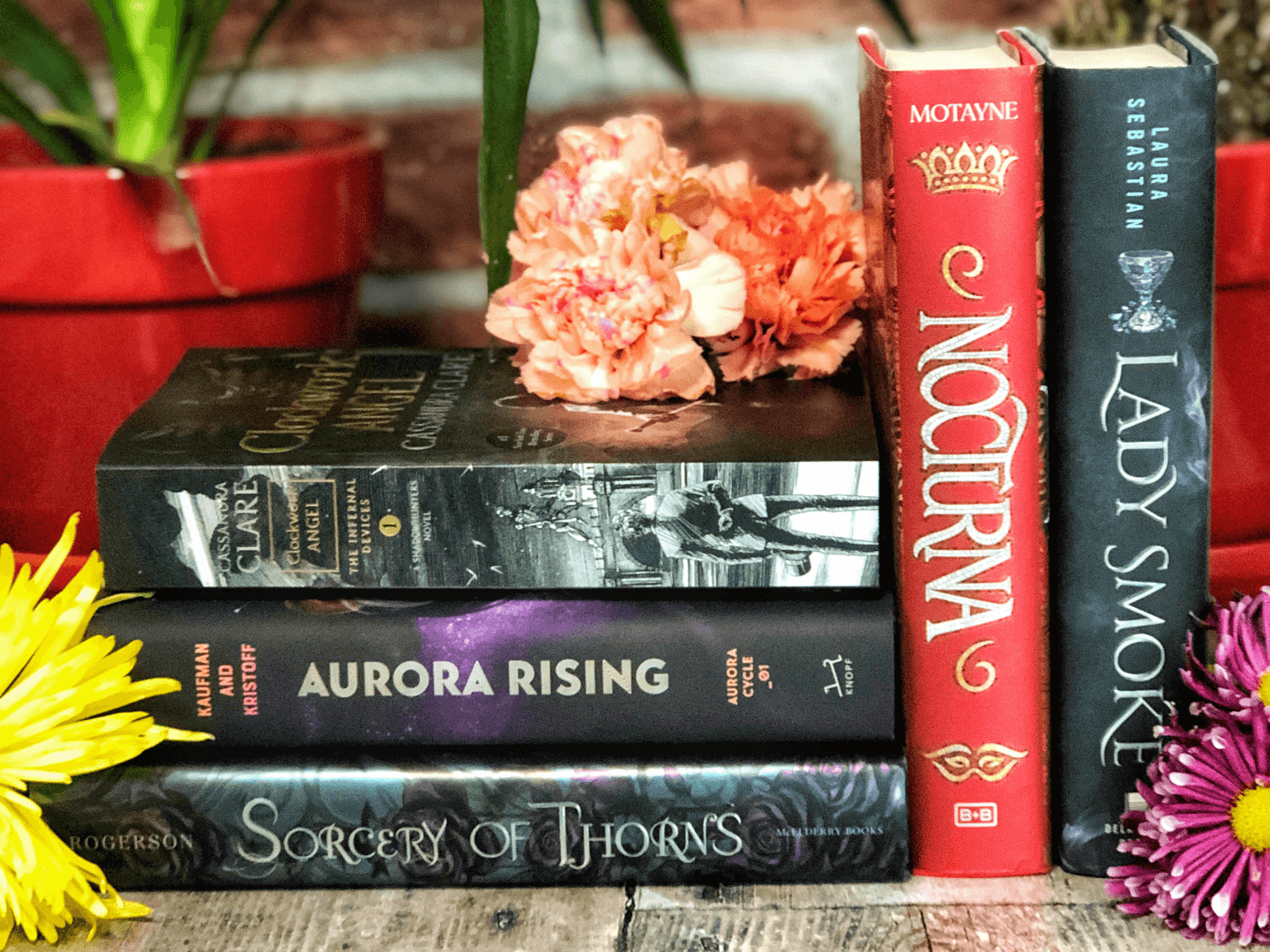 what i read in june 2019
