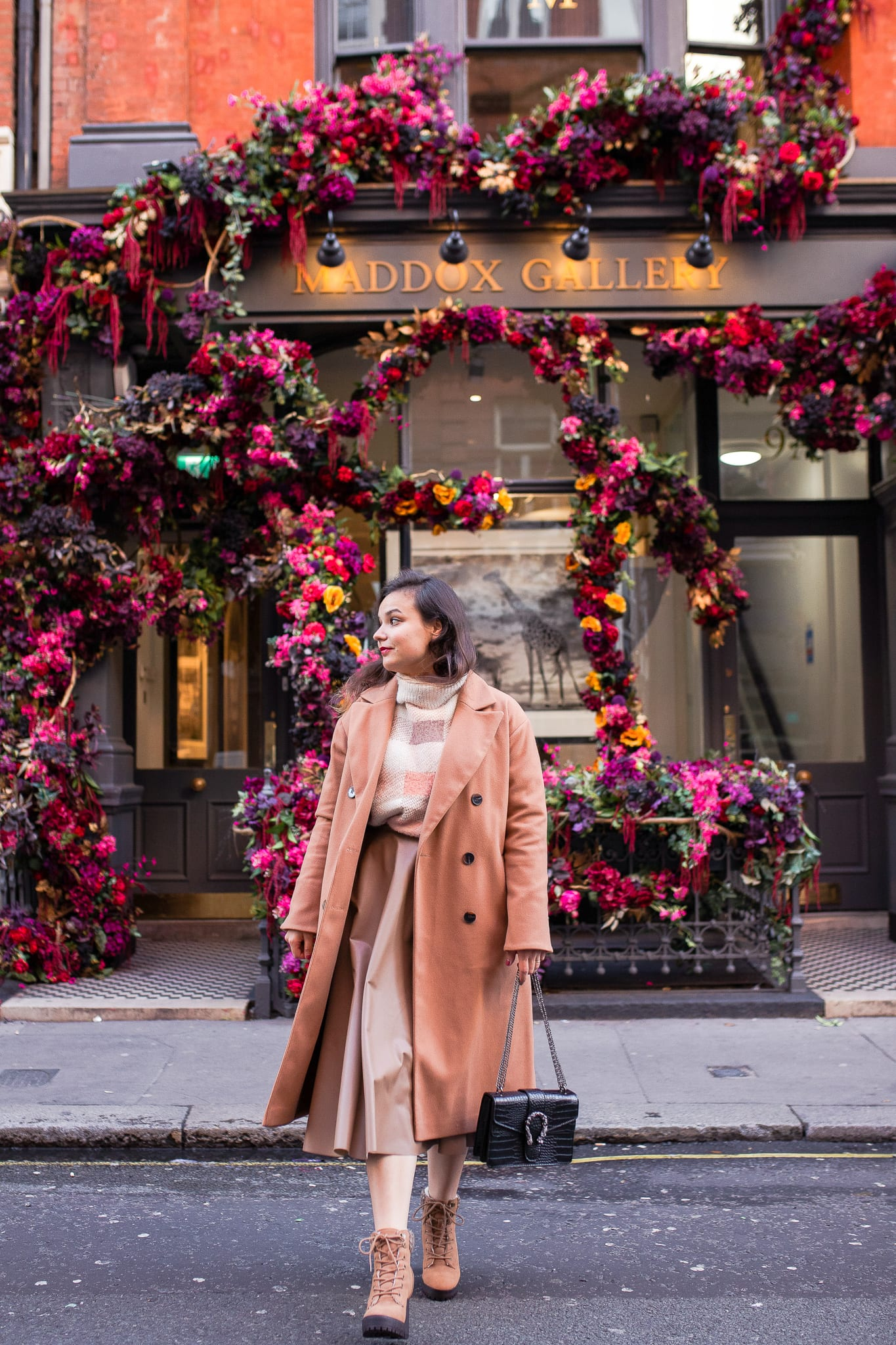 London Autumn Lookbook