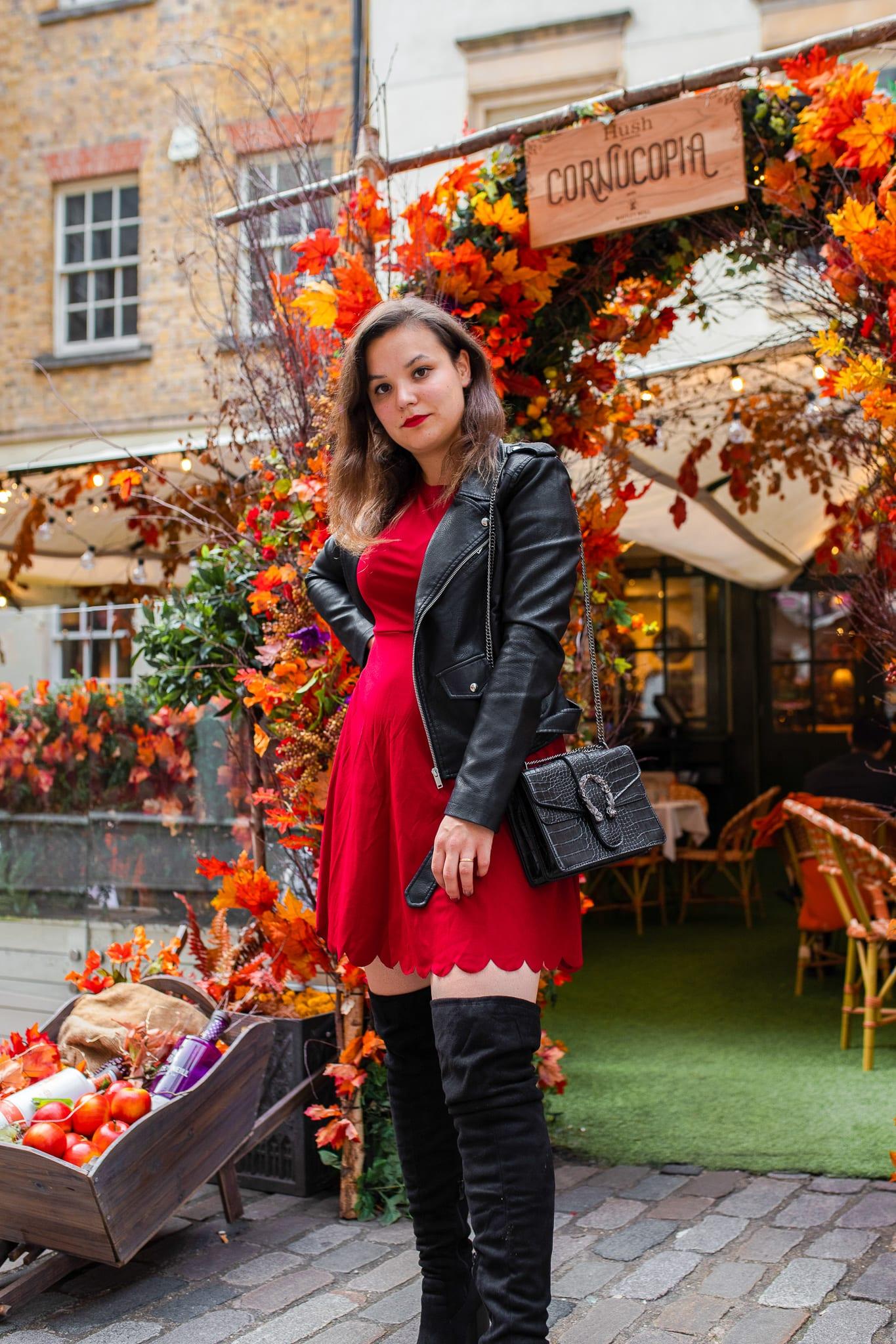 London Autumn Lookbook