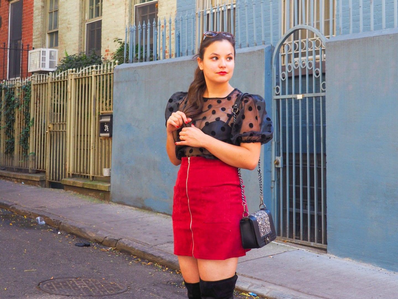 make money fashion blogging