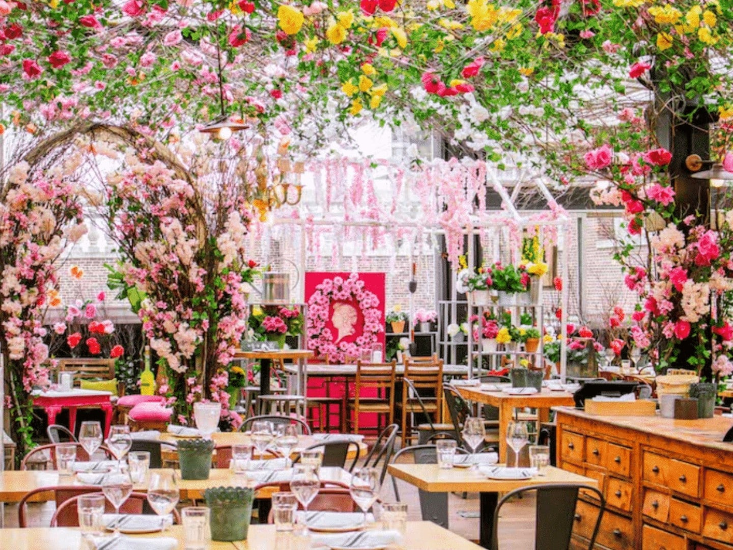 Instagrammable cafés in New York City