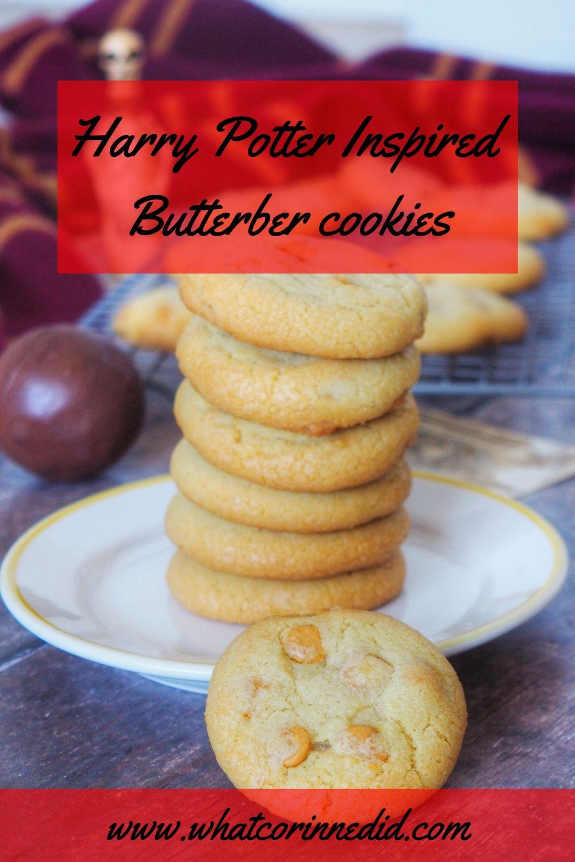 butterbeercookies