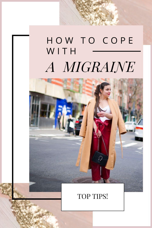 having migraines