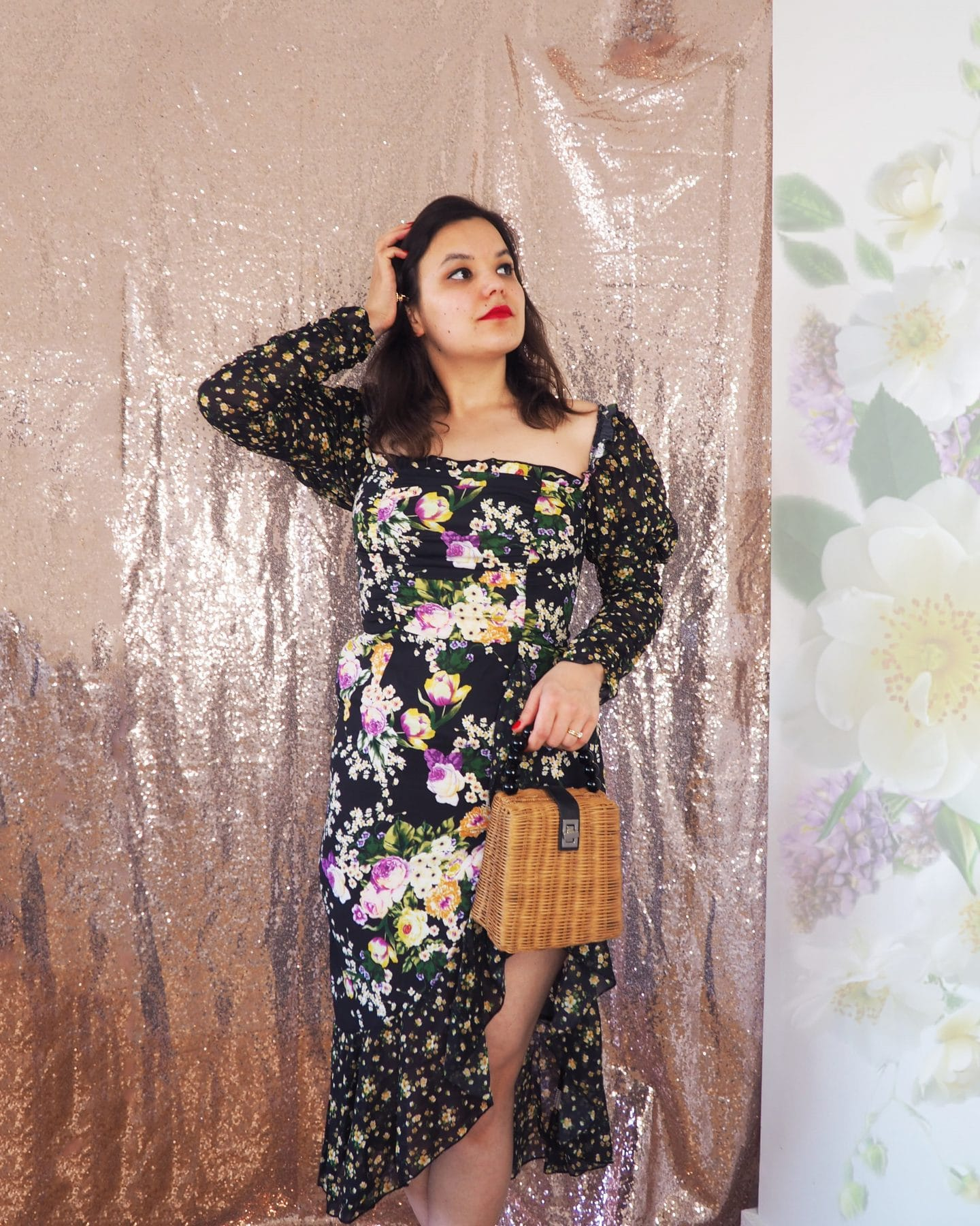 Floral Outfit Ideas For Spring With Shein