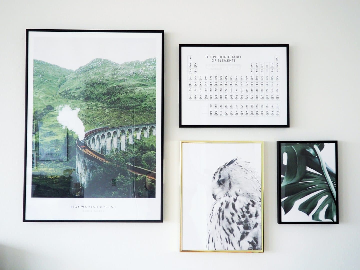 How To Create A Gallery Wall With Posterstore