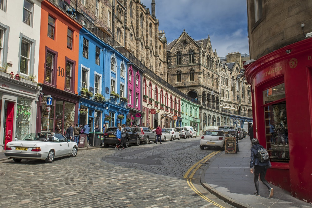 10 Must-See Harry Potter Sites In Edinburgh