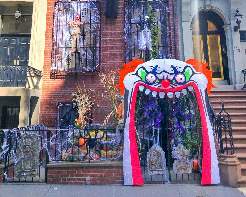 15 Best Halloween Decorations In New York City